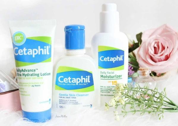 Top những sữa rửa mặt cho da dễ kích ứng - nhạy cảm