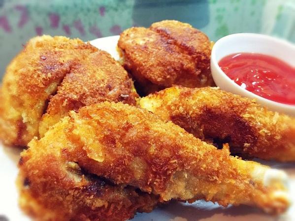 Làm gà rán KFC giòn rụm thơm ngon đơn giản tại nhà?