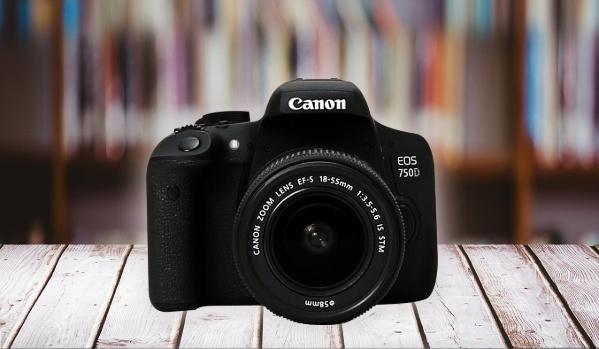 Bí quyết chọn mua máy ảnh Canon cho người nghiệp dư