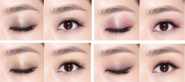9 cảm hứng sắc màu trang điểm đẹp nhất cho khuôn mặt