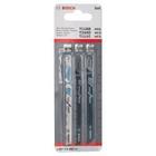 Giá Bộ 3 lưỡi cưa sắt và gỗ Bosch 2607010062