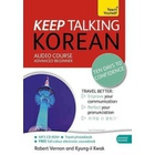 Giá Keep Talking Korean Audio Course - Ten Days to Confidence: Advanced beginner's guide to speaking and understanding with confidence