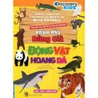 Giá Discovery Kids - Khám Phá Rừng Già: Động Vật Hoang Dã