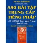Giá 350 Bài Tập Trung Cấp Tiếng Pháp