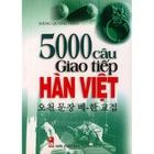 Giá 5000 Câu Giao Tiếp Hàn - Việt (Kèm CD)