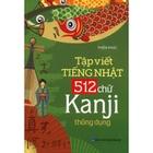 Giá Tập Viết Tiếng Nhật 512 Chữ Kanji Thông Dụng