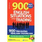 Giá 900 Tình Huống Tiếng Anh Thương Mại Xuất Nhập Khẩu & Đàm Phán Thương Mại (Kèm CD)