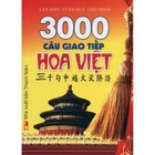 Giá 3000 Câu Giao Tiếp Hoa - Việt