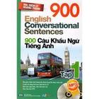Giá 900 Câu Khẩu Ngữ Tiếng Anh (Tập 1-2)