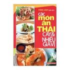 Giá Các Món Ăn Thái Cay Và Nhiều Gia Vị