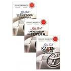 Giá Nghệ Thuật Làm Việc Tuyệt Vời Của Toyota (Bộ 3 Cuốn)