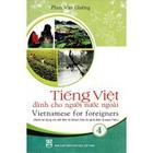 Giá Tiếng Việt Dành Cho Người Nước Ngoài (Tập 1-4)