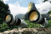 Canon ra mắt hai chiếc ống kính siêu đỉnh với tiêu cự lớn hơn, nhẹ và cực kì thu hút