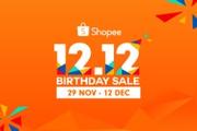 Thoải mái mua sắm thả ga cùng Shopee Sale 12.12