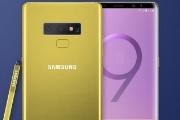 Nguyên nhân gì khiến Samsung cho chiếc flagship Galaxy Note 9 của mình xuất hiện sớm hơn