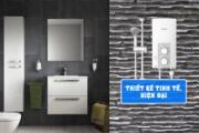 Những tiện ích nên quan tâm khi chọn mua máy nước nóng