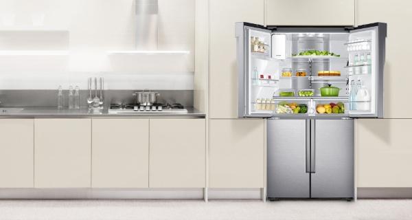 Top các model tủ lạnh Side by side được ưa chuộng hiện nay