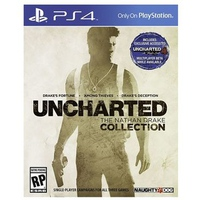 Đĩa Game Sony Uncharted The Nathan Drake