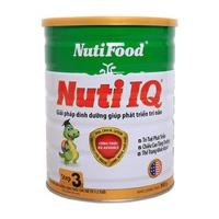 SUA NUTIFOOD NUTI IQ 3 400G 1-3 TUOI