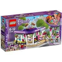 Đồ chơi LEGO Friends 41336 - Tiệm Cà Phê Nghệ Thuật Của Emma