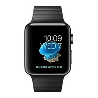 Apple Watch Series 2 38mm Space Black Stainless Steel