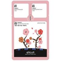 Mặt Nạ Dưỡng Da Đa Năng 3 Bước Eticuti Smart Multimask Pack