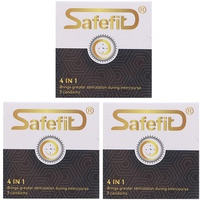 Bao Cao Su SafeFit 4 in 1