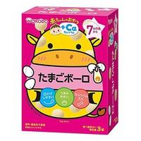 Bánh Quy Trứng Wakodo Egg Bolo A03 (45g)