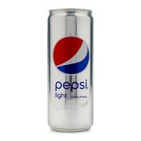 Nước ngọt Pepsi Light Có Gas Lon 330ml