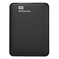 Ổ cứng di động HDD Western Digital 1TB Elements 2.5 Inch USB 3.0 WDBUZG0010BBK