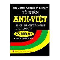 Từ Điển Anh - Việt (75000 Từ)