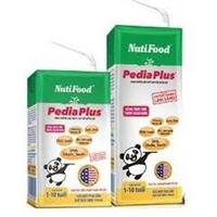Sữa dinh dưỡng Nutifood Pedia Plus 1 - 10 tuổi