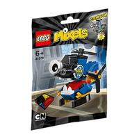 Bộ xếp hình Lego Mixels 41579 Trực thăng đưa tin Camsta