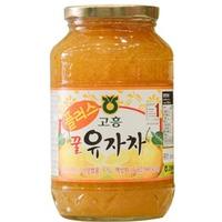 Trà Mật Ong Chanh Đào Hàn Quốc