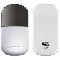 Bộ phát wifi di động từ sim 3g/4g Emobile D25HW