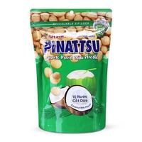 Snack Oishi đậu phộng vị nước cốt dừa