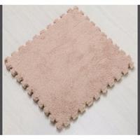 Thảm xốp lông ghép