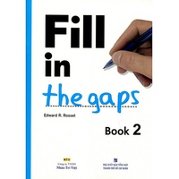 Fill In The Gaps - Book (1-3)