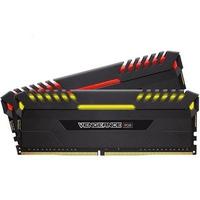 RAM Corsair 16GB (2x8GB) DDR4 Bus 2666 Vengeance RGB CMR16GX4M2A2666C16