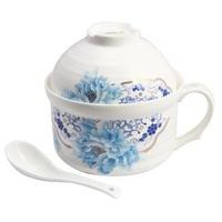 Bộ tô chén sứ Ceramics Porcelain XD1010