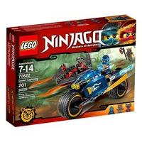 Mô Hình Đồ Chơi Lego Ninjago 70622  - Sa Mạc Sấm Sét