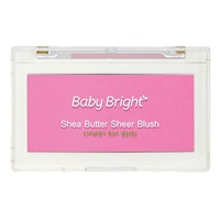 Phấn má hồng Baby Bright Shea Butter Sheer Blush 8g