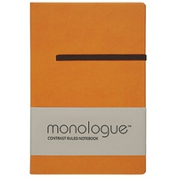 Sổ Monologue Contrast Ruled Notebook A7