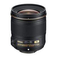 Ống kính Nikon AF-S Nikkor 28mm F1.8G