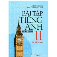 Bài Tập Tiếng Anh Lớp 11 (Không Đáp Án)