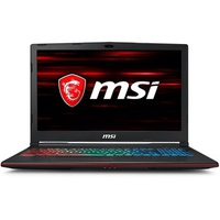 Laptop MSI GP63 8RD-098VN