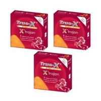Bao cao su True-X Xtrojan