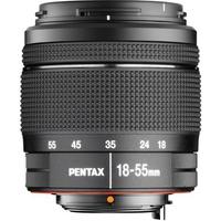 Ống kính Pentax smc DA-L 18-55mm F3.5-5.6 AL
