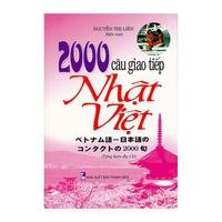 2000 Câu Giao Tiếp Nhật Việt