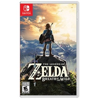 Đĩa Game Nintendo Switch The Legend of Zelda Breath of the Wild